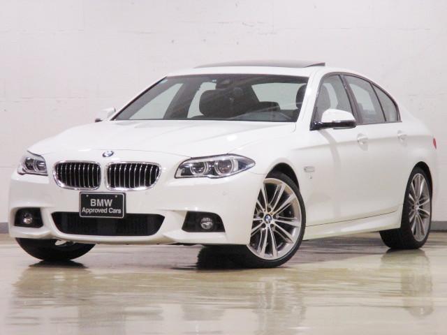 5シリーズ(BMW) 528i Mスポーツ 中古車画像