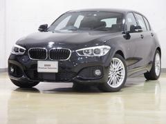 BMW118i Mスポーツ スマートキー ACC 衝突軽減