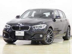 BMW118i Mスポーツ ACC 自動駐車 タッチパネルナビ