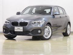 BMW118d Mスポーツ スマートキー 自動駐車 新車保証継承
