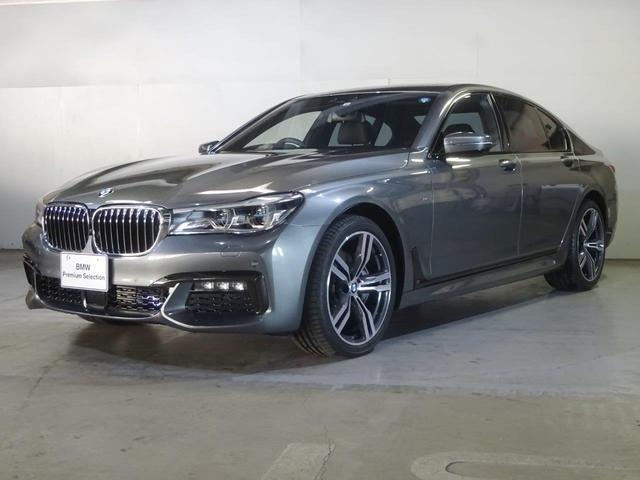 BMW 740d Mスポーツ 4WD SR レーザーライト ACC