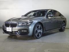 BMW740d Mスポーツ 4WD SR レーザーライト ACC