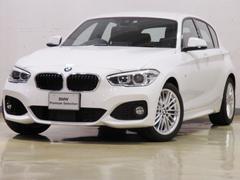 BMW118i Mスポーツ スマートキー ACC 自動駐車 BSI