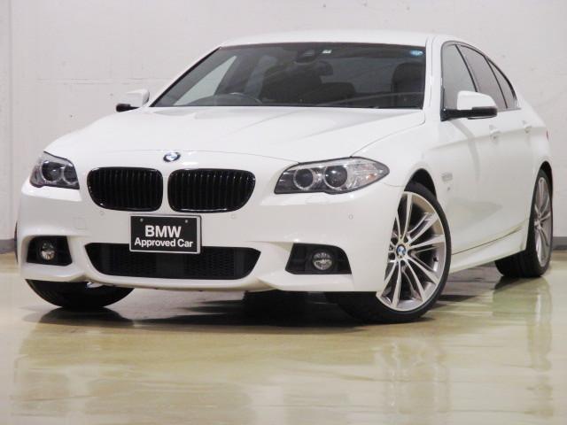 5シリーズ(BMW) 523d Mスポーツ ザ・ピーク 中古車画像