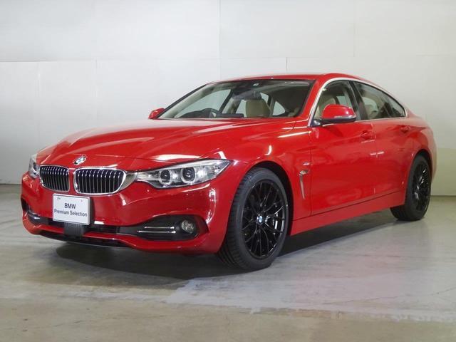 BMW 420i GC ラグジュアリー ACC 登録済未使用車