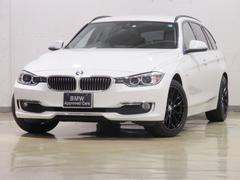 BMW320dツーリング ラグジュアリー ACC 18インチ