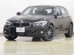 BMW118d Mスポーツ 19インチ ブラックレザー ACC