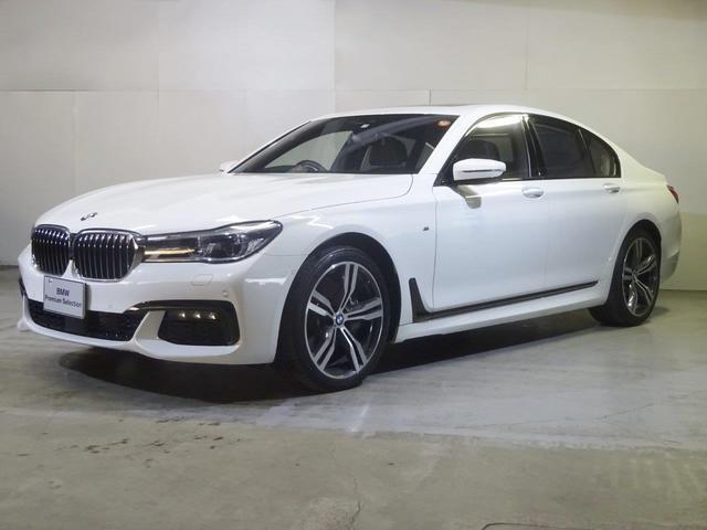 BMW 740d xDrive Mスポーツ 全方位カメラ マッサージ