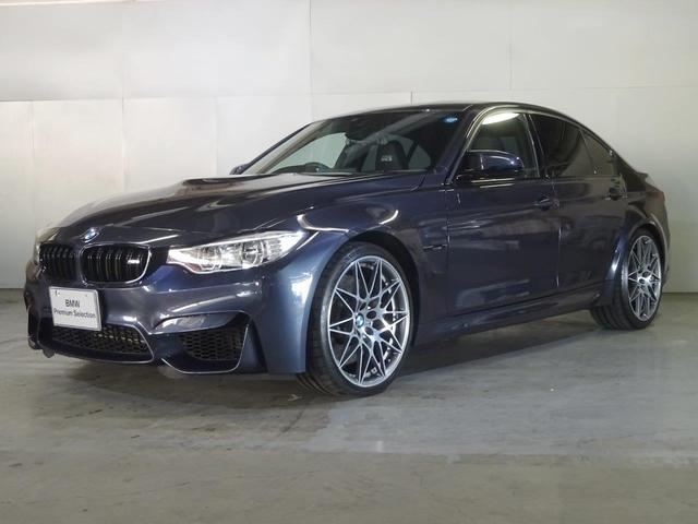 BMW M3セダン コンペティション 右H