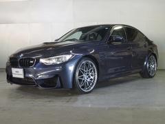 BMWM3セダン コンペティション 右H