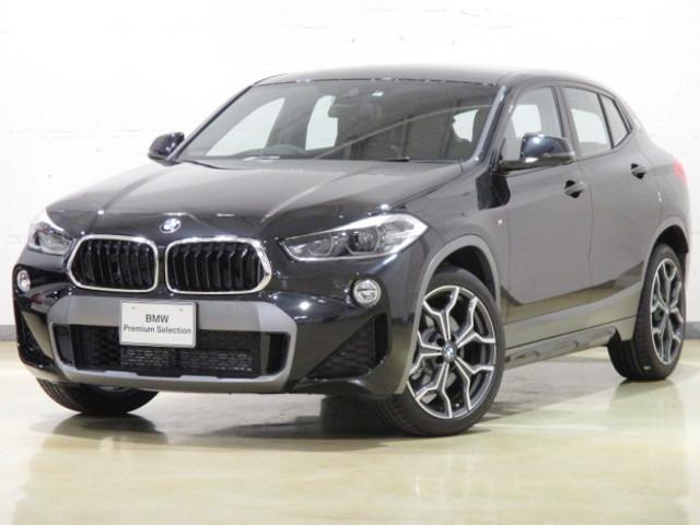 BMW xDrive 20i MスポーツX ACC ブラックレザー