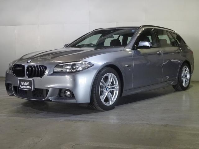 BMW 523iツーリング Mスポーツ 衝突軽減ブレーキ 全国保証