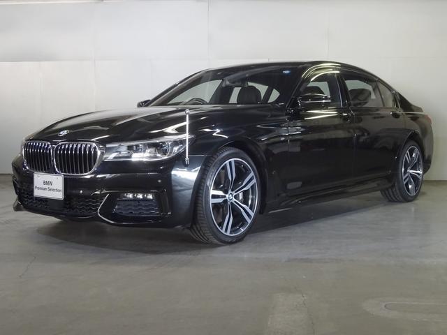 BMW 750Li Mスポーツ リヤモニター 全方位カメラ 全国保証