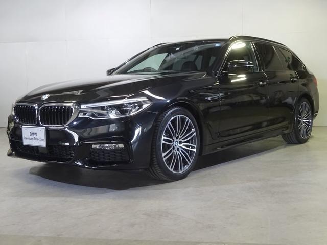 BMW 523iツーリング Mスポーツ レザー 全方位カメラ