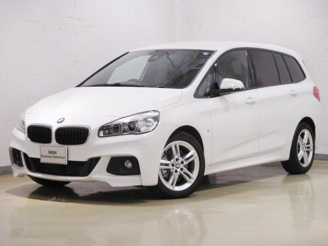 BMW 218iグランツアラー Mスポーツ スマートキー 全国保証