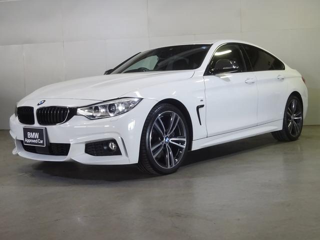 BMW 420iグランクーペ Mスポーツ ACC 衝突軽減ブレーキ