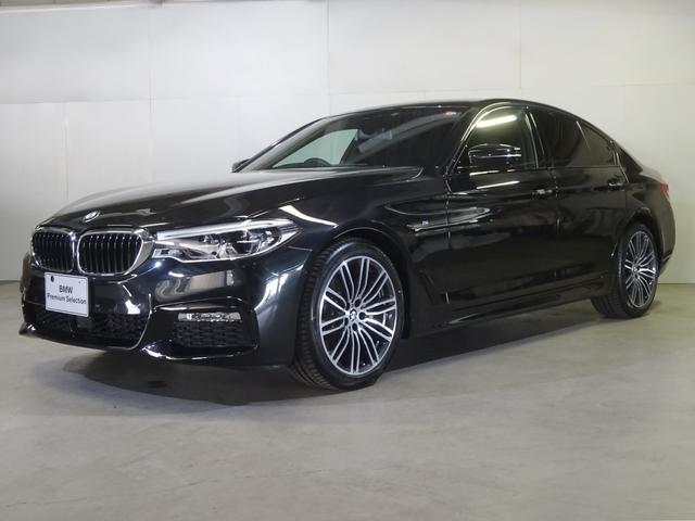 BMW 523i Mスポーツ イノベーションPKG 19インチ