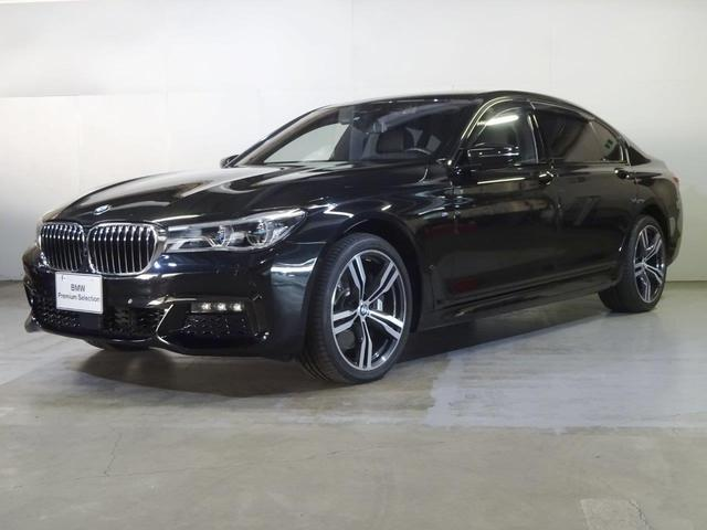 BMW 750Li Mスポーツ 左H 全席マッサージ リアモニター