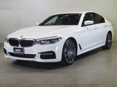 BMW523d Mスポーツ ACC 衝突軽減ブレーキ 2年保証