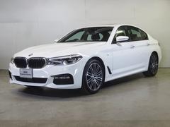 BMW523i Mスポーツ サンルーフ ACC 衝突軽減ブレーキ