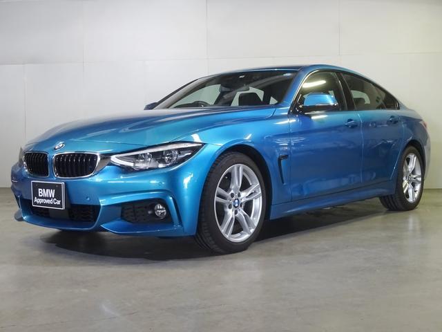 BMW 420iグランクーペ Mスポーツ ACC 液晶メーター