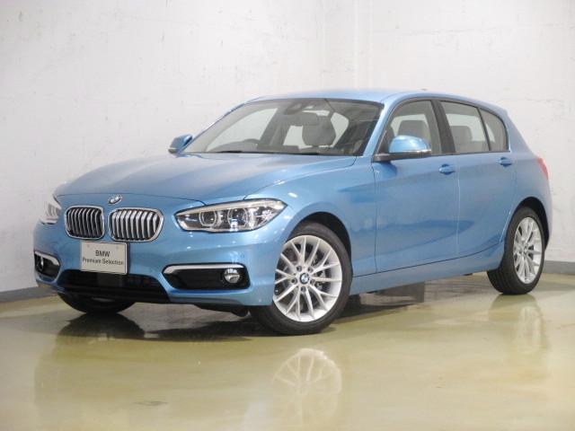 BMW 118d ファッショニスタ ACC 自動駐車 レザー