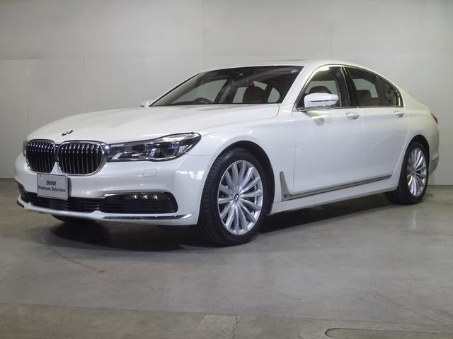 BMW 740i サンルーフ レザーライト 19インチ 全国保証