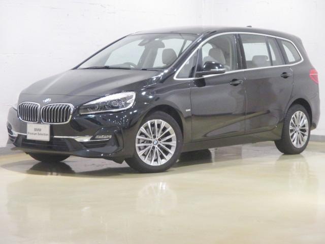 BMW 218d ラグジュアリー 電動トランク スマートキー LED