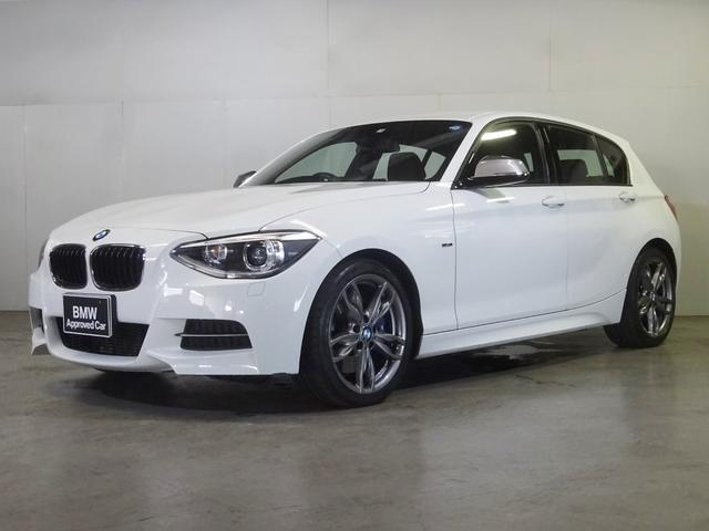 BMW M135i レザー Mブレーキ 電動シート タイヤ4本交換