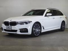 BMW523iツーリング Mスポーツ 液晶メーター 全方位カメラ
