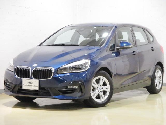 BMW 218iアクティブツアラー ACC ヘッドアップ 保証継承