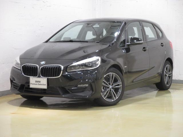 BMW 218dアクティブツアラー スポーツ ACC ヘッドアップ