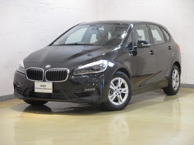 BMW 2シリーズ 218iアクティブツアラー 衝突軽減 スマー...