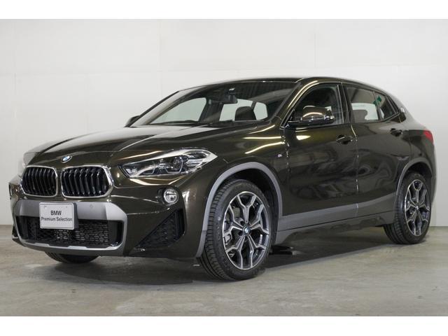 BMW xDrive 18d MスポーツX 電動シート ACC