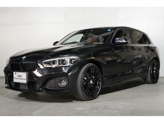 BMW 118d Mスポーツ エディションシャドー ACC 茶レザー