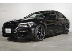 BMW M5コンペティション Mエキゾースト 20インチ コンフォート