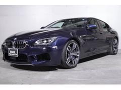 BMW M6グランクーペ シルバーレザー 衝突軽減 ヘッドアップ