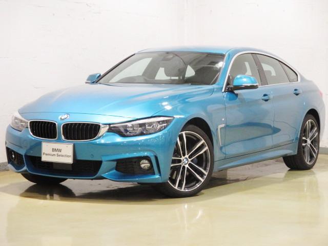 BMW 420i xDriveグランクーペ Mスポーツ 液晶メーター