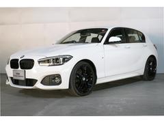 BMW118d Mスポーツ エディションシャドー タッチパネルナビ