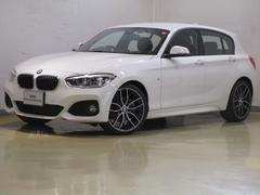 BMW118d Mスポーツ 黒レザー シートヒーター 2年保証