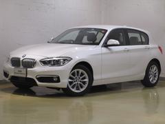BMW118d スタイル 自動縦列並列駐車