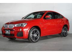 BMW X4xDrive 28i Mスポーツ アスリートパッケージ