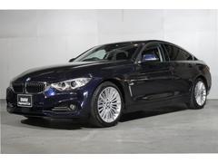 BMW420iグランクーペ ラグジュアリー ACC 黒レザー