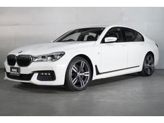 BMW750i Mスポーツ V8エンジン 20インチアルミ レザー