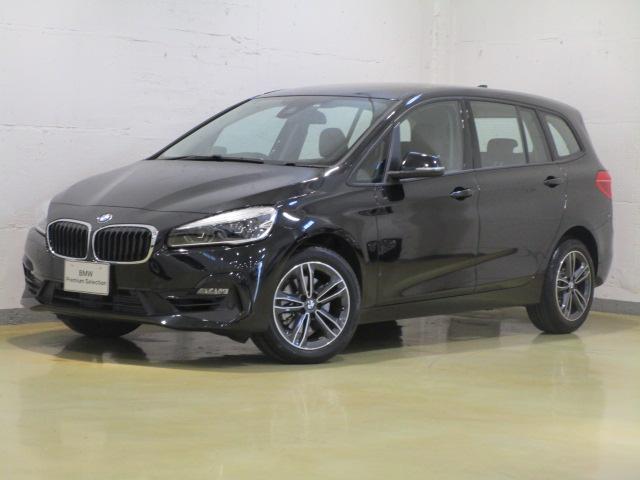 BMW 218iグランツアラー スポーツ ACC コンフォP