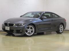 BMW420iクーペ Mスピリット ACC シートヒーター