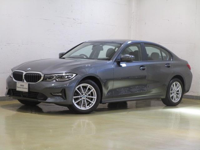 BMW 320d xDrive パーキングアシスト