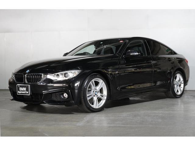 BMW 420iグランクーペ Mスポーツ ACC 衝突軽減
