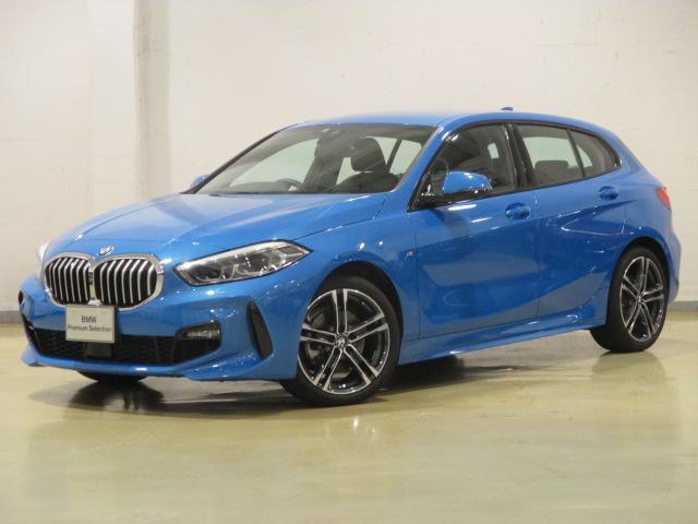 BMW 118i Mスポーツ ACC HDDナビ 後退アシスト