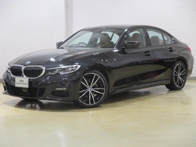 BMW 320d xDrive Mスポーツ ACC コニャックレザー
